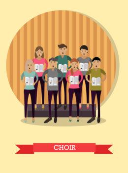 koor concert